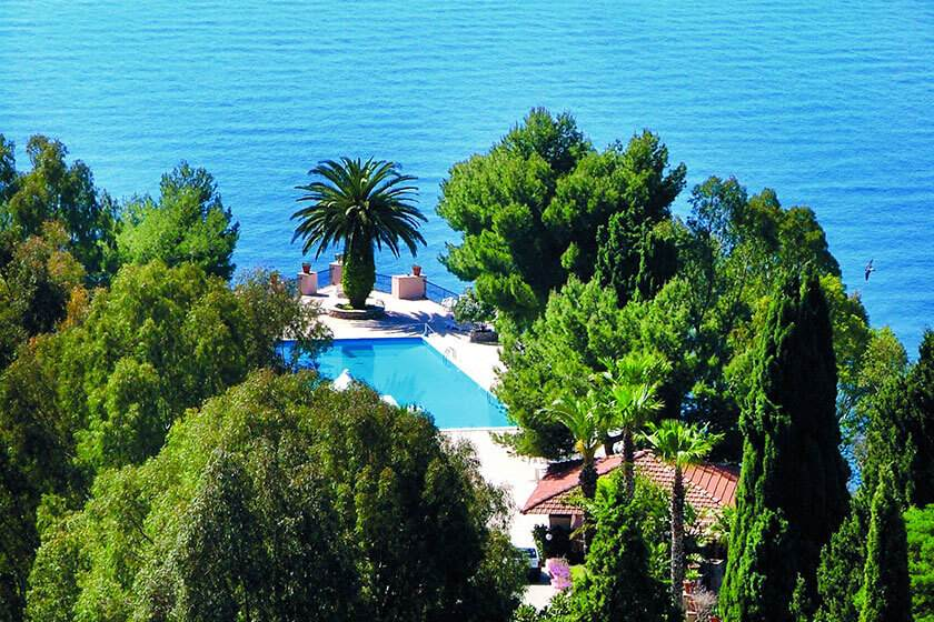 4 Sterne Hotel Taormina Excelsior Palace Hotel Taormina Offizielle Seite